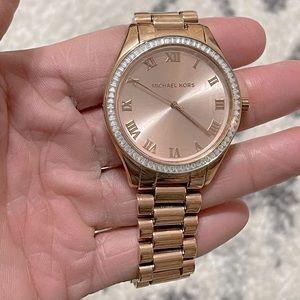 Michael Kors #MK3245 Stainless Steel Waist Watch